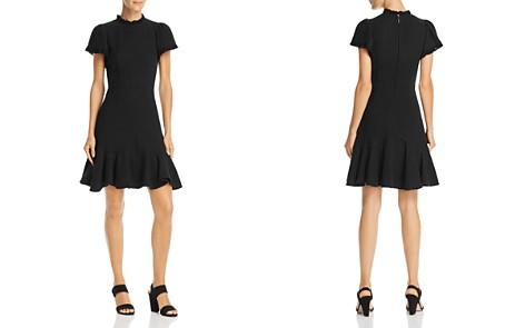 Rebecca Taylor Ruffled Tweed Dress - Bloomingdale's_2