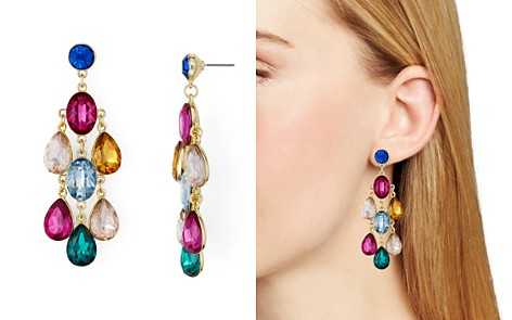 AQUA Multicolor Statement Drop Earrings - 100% Exclusive - Bloomingdale's_2