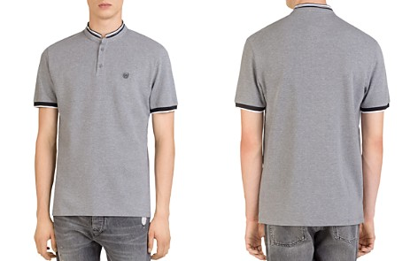 The Kooples Double-Collar Regular Fit Polo - Bloomingdale's_2