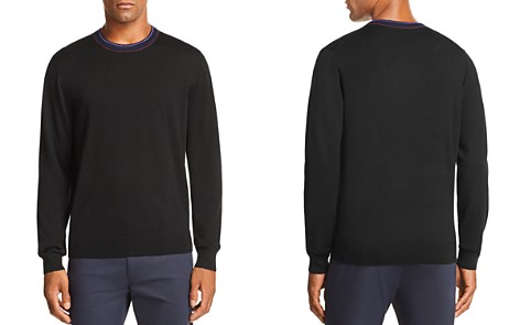 PS Paul Smith Tipped-Crewneck Sweater - Bloomingdale's_2