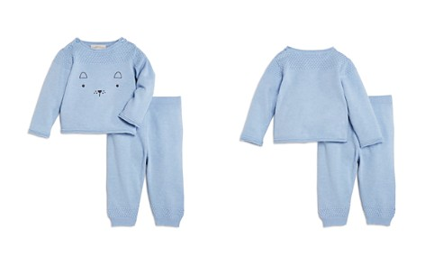 Miniclasix Boys' Embroidered Sweater & Knit Pants Set - Baby - Bloomingdale's_2