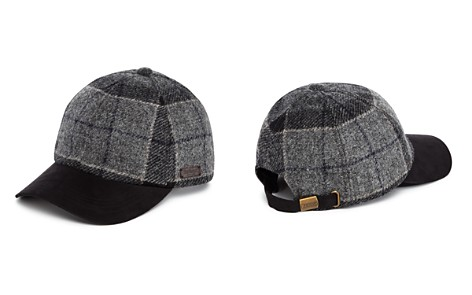 Barbour Tartan Plaid Cap - 100% Exclusive - Bloomingdale's_2