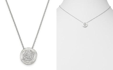 "Marco Bicego 18K White Gold Jaipur Diamond Link Diamond Pendant Necklace, 16.5"" - Bloomingdale's_2"