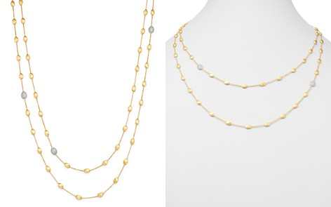 "Marco Bicego 18K Yellow Gold Siviglia Diamond Long Station Necklace, 49.25"" - Bloomingdale's_2"