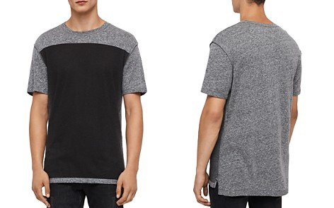 ALLSAINTS Eudon Color-Block Crewneck Tee - Bloomingdale's_2