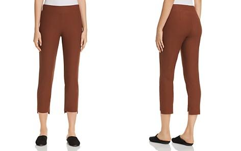 Eileen Fisher Cropped Step-Hem Pants - 100% Exclusive - Bloomingdale's_2