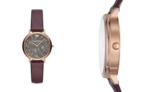 Emporio Armani Kappa Three-Hand Watch, 32mm - Bloomingdale's_2