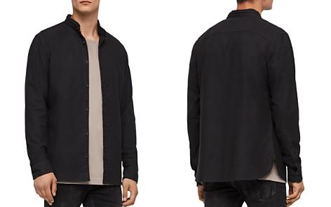 ALLSAINTS Augusta Slim Fit Button-Down Shirt - Bloomingdale's_2