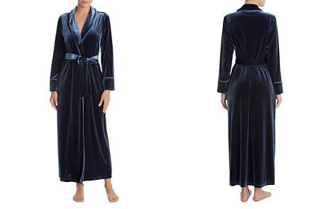 Jonquil Velvet Long Robe - Bloomingdale's_2