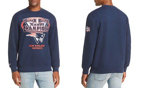 MITCHELL & NESS Greats Super Bowl Champion Patriots Fleece Sweatshirt - Bloomingdale's_2