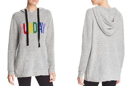 AQUA Funday Hooded Sweater - 100% Exclusive - Bloomingdale's_2