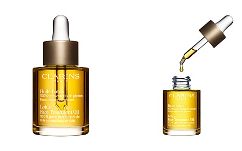 Clarins Lotus Face Treatment Oil for Oily/Combination Skin - Bloomingdale's_2