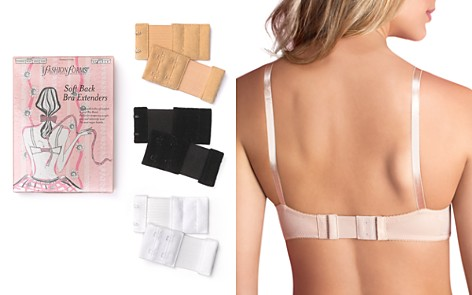 Fashion Forms 2-Hook Soft Back Bra Extenders, Set of 6 - Bloomingdale's_2