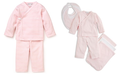Kissy Kissy Girls' Wrap-Front Shirt & Pants Take Me Home Set - Baby - Bloomingdale's_2