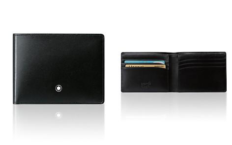 Montblanc Meisterstück Leather Wallet 6cc - Bloomingdale's_2