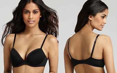 Calvin Klein Seductive Comfort Customized Lift Bra - Bloomingdale's_2