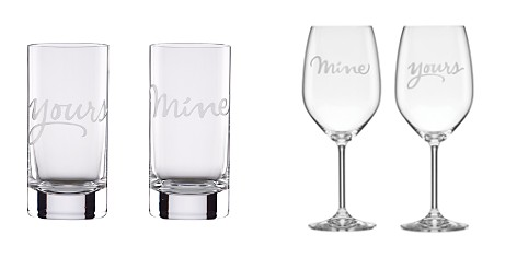 kate spade new york Two Of A Kind Mine & Yours Barware Collection - Bloomingdale's_2