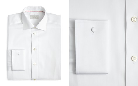 Eton of Sweden Solid Dress Shirt with French Cuff - Regular Fit - Bloomingdale's_2