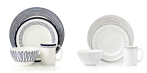 kate spade new york Charlotte Street Dinnerware - Bloomingdale's Registry_2