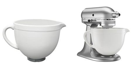 KitchenAid Stand Mixer 5-Quart Ceramic Bowl #KSMCB5 - Bloomingdale's_2