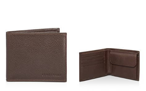 Longchamp Le Foulonne Bi-Fold Wallet with Coin Pouch - Bloomingdale's_2
