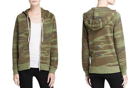 ALTERNATIVE Adrian Camo Zip Hoodie - Bloomingdale's_2