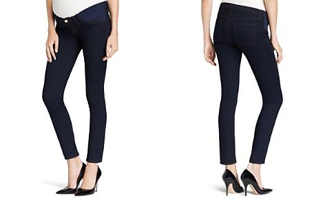 J Brand Maternity Jeans - Skinny Legging in Ink - Bloomingdale's_2