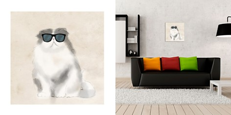 PTM Images Cool Cat I Canvas Wall Art - Bloomingdale's Registry_2
