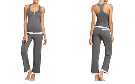 Honeydew Racerback Long Pajama Set - Bloomingdale's_2