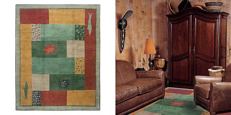 Tufenkian Artisan Carpets Lagoon Paintbox Area Rug, 10' x 10' - Bloomingdale's_2