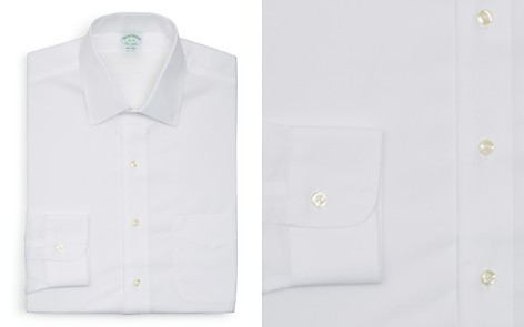 Brooks Brothers Solid Non–Iron Dress Shirt - Milano Fit - Bloomingdale's_2
