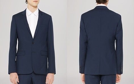 Sandro Notch Suiting Jacket - Slim Fit - Bloomingdale's_2