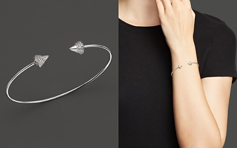 KC Designs Diamond Studded Bracelet in 14K White Gold - Bloomingdale's_2