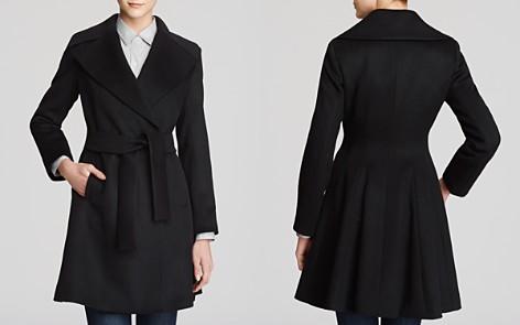 Trina Turk Beverlee Belted Fit & Flare Coat - Bloomingdale's_2