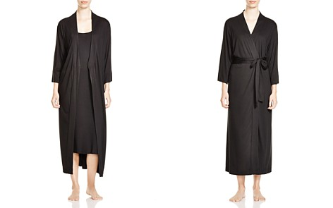 Natori Shangri La Knit Robe & Zen Nightgown - Bloomingdale's_2