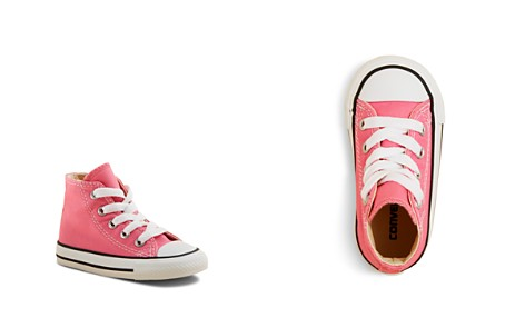 Converse Girls' Chuck Taylor All Star High Top Sneakers - Walker, Toddler - Bloomingdale's_2