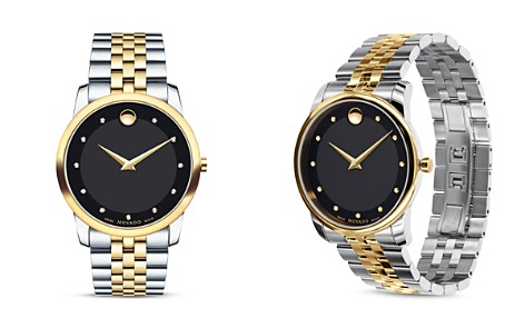 Movado Museum Classic Watch, 40mm - Bloomingdale's_2