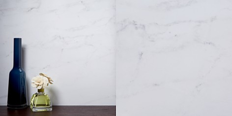 Chasing Paper White Marble Removable Wallpaper - Bloomingdale's_2