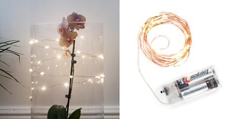 Kikkerland Copper String Lights - Bloomingdale's_2
