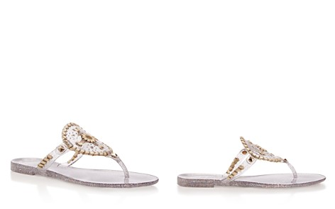 Jack Rogers Sparkle Georgica Jelly Thong Sandals - Bloomingdale's_2