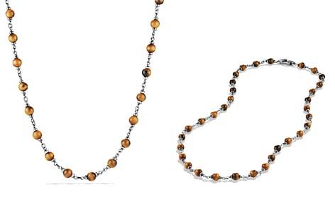 David Yurman Spiritual Beads Rosary Necklace in Tiger's Eye - Bloomingdale's_2