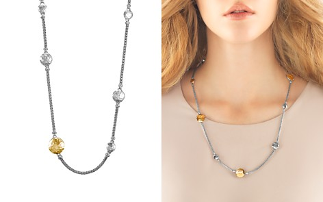 """John Hardy Sterling Silver and 18K Gold Palu Station Sautoir Necklace, 36"""" - Bloomingdale's_2"""