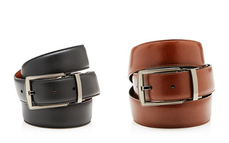 The Men's Store Hi-Lo Reversible Belt - 100% Exclusive - Bloomingdale's_2