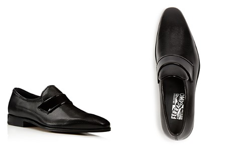 Salvatore Ferragamo Louis 2 Loafers - Bloomingdale's_2