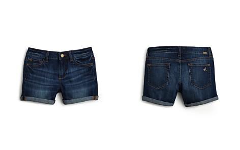 DL1961 Girls' Piper Cuffed Shorts - Big Kid - Bloomingdale's_2