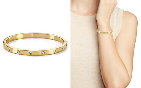 kate spade new york Stone Hinge Bangle - Bloomingdale's_2