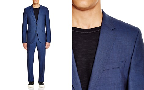 HUGO Solid Aeron/Hamen Extra Slim Fit Suit - Bloomingdale's_2