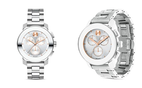 Movado BOLD Chronograph, 38mm - Bloomingdale's_2