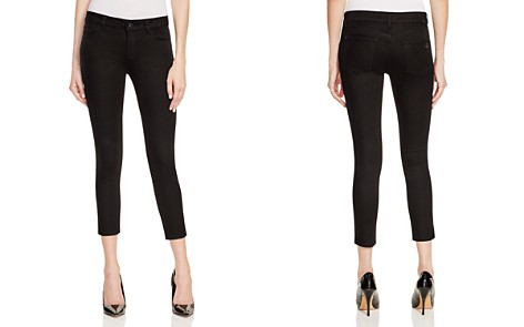 DL1961 Florence Instasculpt Cropped Jeans in Hail - Bloomingdale's_2