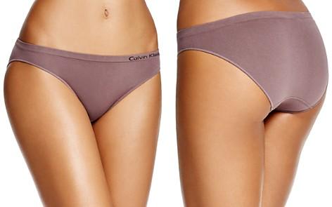 Calvin Klein Pure Seamless Bikini - Bloomingdale's_2